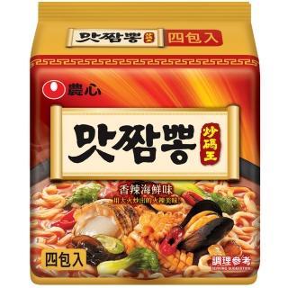 【NONG SHIM】農心炒碼麵(130g×4入)