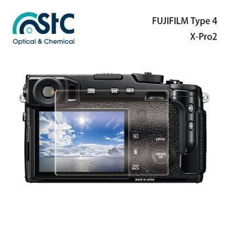 【STC】玻璃螢幕保護貼 FUJIFILM Type 4(適用 X-Pro2)