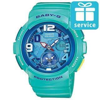 【CASIO】BABY-G海灘旅行系列腕錶(BGA-190-3B)