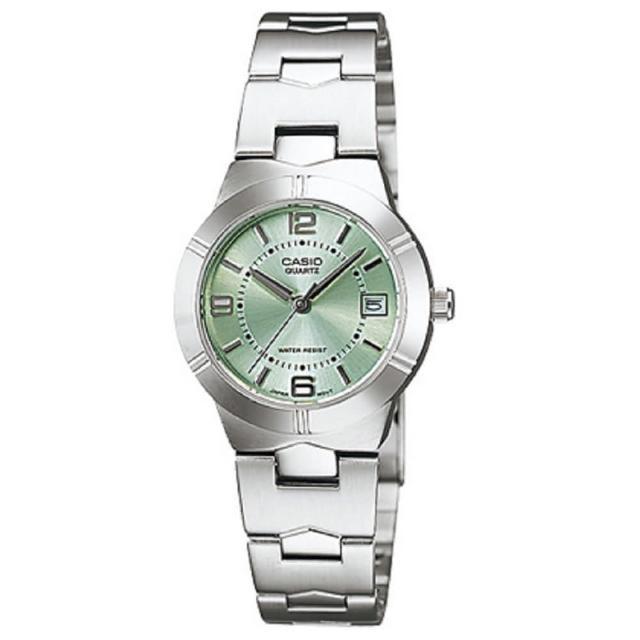 【CASIO】都會流行氣質腕錶(LTP-1241D-3A)