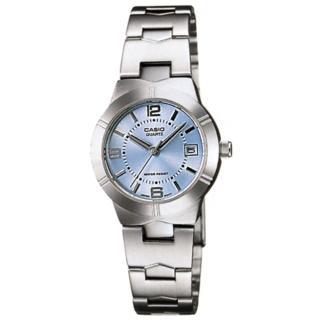 【CASIO】都會流行氣質腕錶(LTP-1241D-2A)