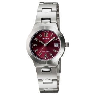 【CASIO】都會流行氣質腕錶(LTP-1241D-4A2)