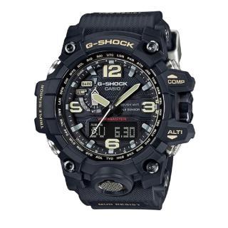 【CASIO】G-SHOCK 征服世界沙漠冒險電波錶(GWG-1000-1A)