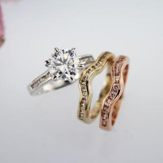 【xmono】華麗三環戒指