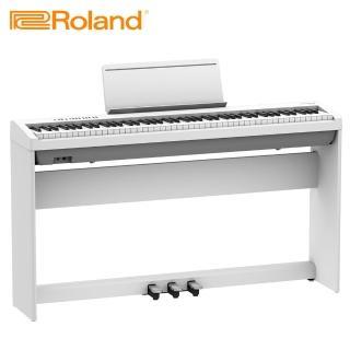 【ROLAND 樂蘭】FP-30 數位電鋼琴 流行白色款