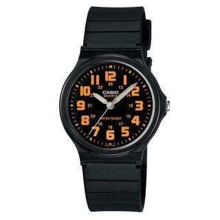 【CASIO】簡約視覺效果輕薄腕錶(MQ-71-4B)