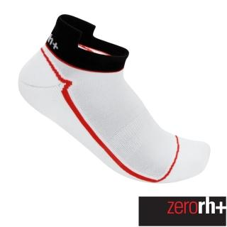 【ZeroRH+】義大利Meryl Skinlife低筒運動襪(黑色、白色 ECX9011)