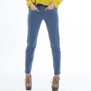 L'LAR超彈舒適運動布材牛仔褲組