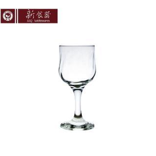 ~新食器~SWIRL玻璃白酒杯200ML^(3入組^)