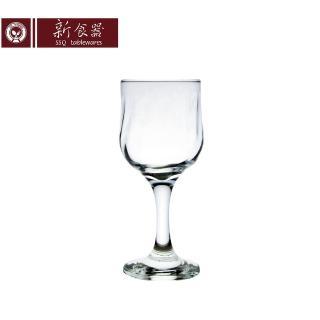 ~新食器~SWIRL玻璃紅酒杯240ML^(3入組^)