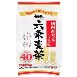 【長谷川】長谷匠六條麥茶(10gx40袋)