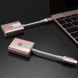 【亞果元素】CASA V01 USB Type-C對 VGA 轉接器