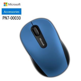 ~微軟~Microsoft 藍芽行動滑鼠 3600~藍^(PN7~00030^)