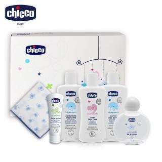 【chicco】寶貝嬰兒豪華香氛保養禮盒