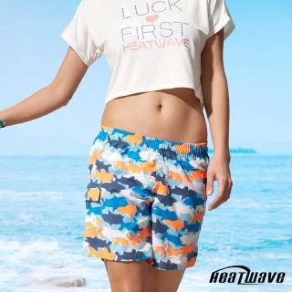 【Heatwave 熱浪】女海灘褲-海洋鯊(C50)