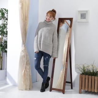 【BuyJM】典雅實木穿衣鏡/立鏡(高153公分)