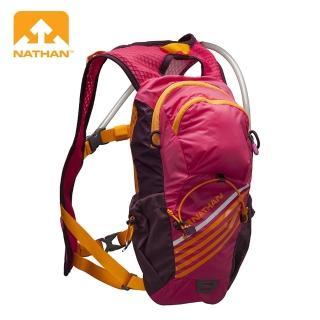 【NATHAN】Firestorm-2L二鐵專用水袋背包(紅)