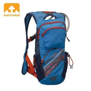 【NATHAN】Firestorm-2L二鐵專用水袋背包(藍)