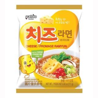 【PALDO】起司拉麵(韓國原裝進口泡麵)