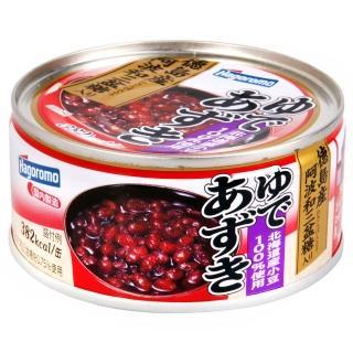【Hagoromo】北海道黑糖紅豆罐(165g)