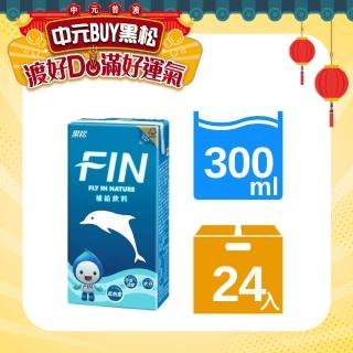【黑松】FIN健康補給飲料 PKL300mlx24入(黑松FIN健康補給飲料)