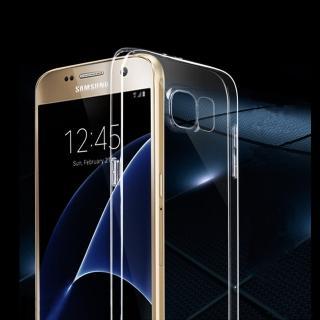 【三星 Samsung】Galaxy S7 輕薄透明 TPU 高質感軟式手機殼/保護套(微凸鏡頭保護 防塵塞設計)