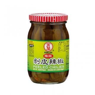 ~金蘭~剝皮辣椒450g
