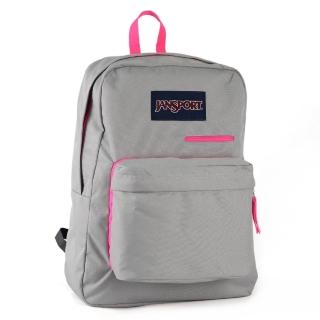【JanSport】DIGITAL背包 DIGBREAK(淺灰)