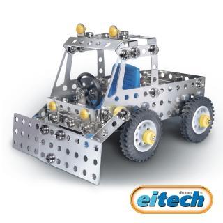【德國eitech】益智鋼鐵玩具-2合1貨卡車(C83)