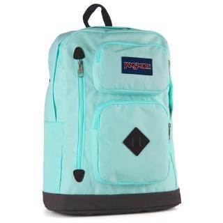 【JanSport】校園背包-AUSTIN(湖水綠)