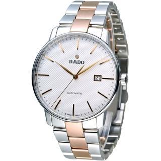 【雷達 RADO】Coupole 系列經典時尚機械腕錶(R22876022)