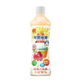 【可爾必思】蔬果乳酸菌飲料500ml-24入(0脂肪+食物纖維)
