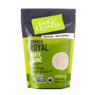 【GoGo Quinoa】有機白藜麥(500g)