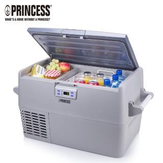 【Princess荷蘭公主】33L車用行動電冰箱282898(贈桌椅組)