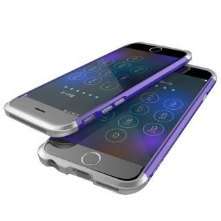 【GINMIC】魅影系列 IPHONE 6S/6 超薄雙色鋁合金邊框(金屬邊框 手機殼 金屬框)