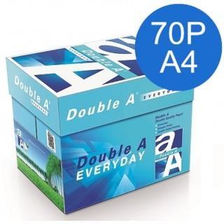 【Double A】多功能 影印紙(70磅 A4 x 5包)