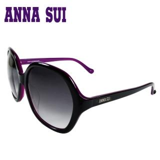 【Anna Sui】日本安娜蘇 靜謐花園太陽眼鏡(紫色-AS803-007)