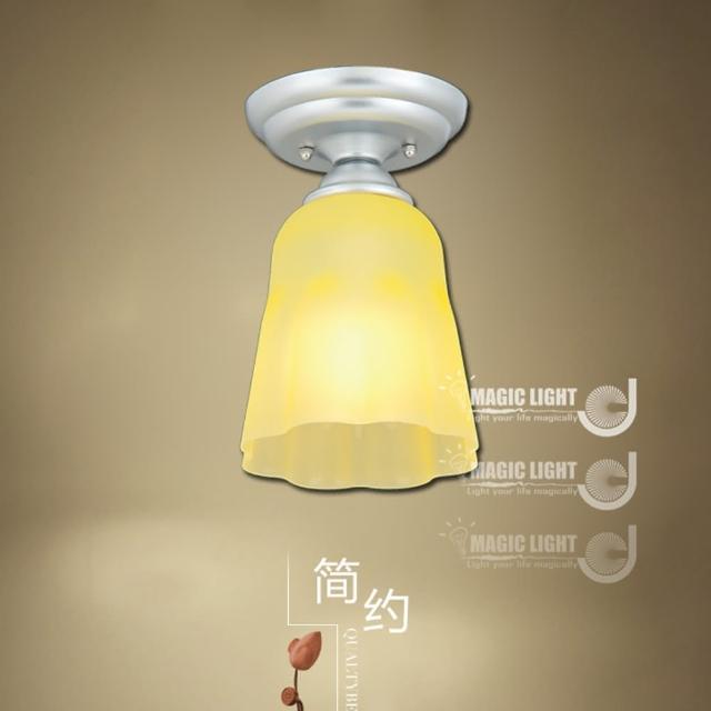 【光的魔法師 Magic Light】布丁吸頂燈|YELLOW 黃