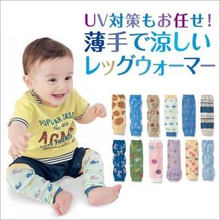 【3雙入】日本熱銷夏季超薄寶寶護膝泡泡襪