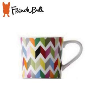 【French Bull】幾何幸福牛奶杯(270ml)
