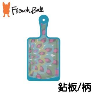 【French Bull】繽紛狂歡系列孔雀開屏有柄鉆板(179*356mm)