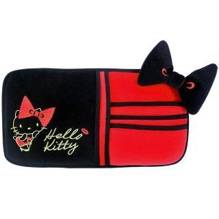 【享夢城堡】HELLO KITTY 紅唇系列-遮陽板多功能套夾