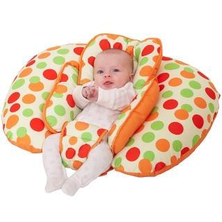 【奇哥 ClevaMama】十合一育嬰枕(彩色)