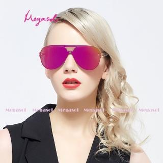 【MEGASOL】電影明星同款UV400偏光太陽眼鏡(卡地亞手工同款S0518)