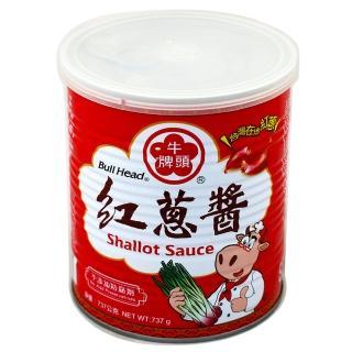 【牛頭牌】紅蔥醬737g