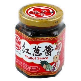 【牛頭牌】紅蔥醬175g