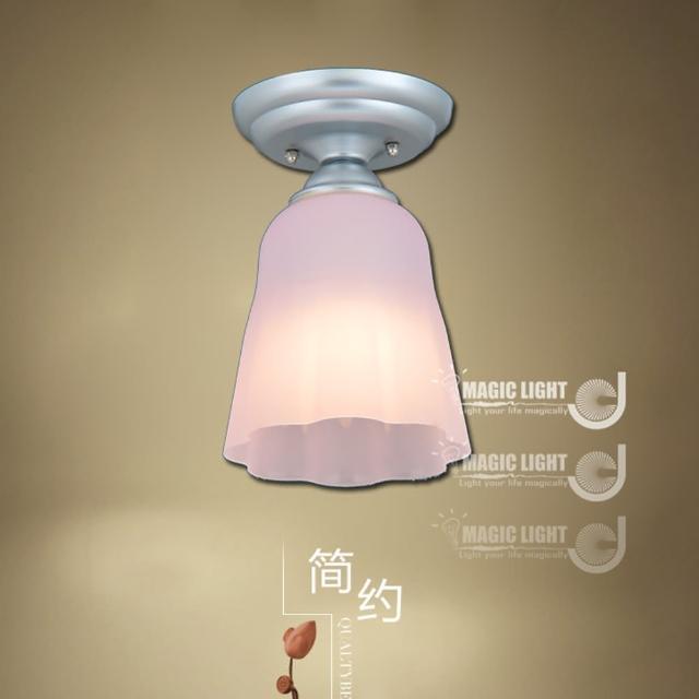 【光的魔法師 Magic Light】布丁吸頂燈|PINK 粉