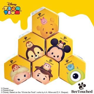 【蜜蜂工坊】迪士尼tsum tsum系列手作蜂蜜完整收藏組(50gX6入)