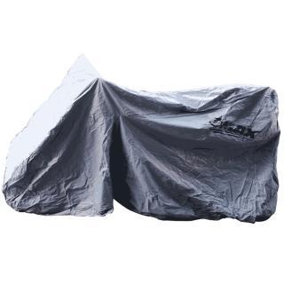 【omax】蓋方便防水防塵重機車罩-2XL(無行李箱款-12H)