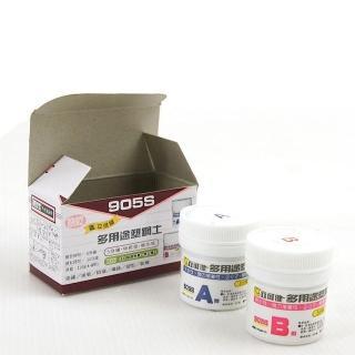 【立可健】多用途塑鋼土 5分鐘 快乾型 親水性 905s(0119)